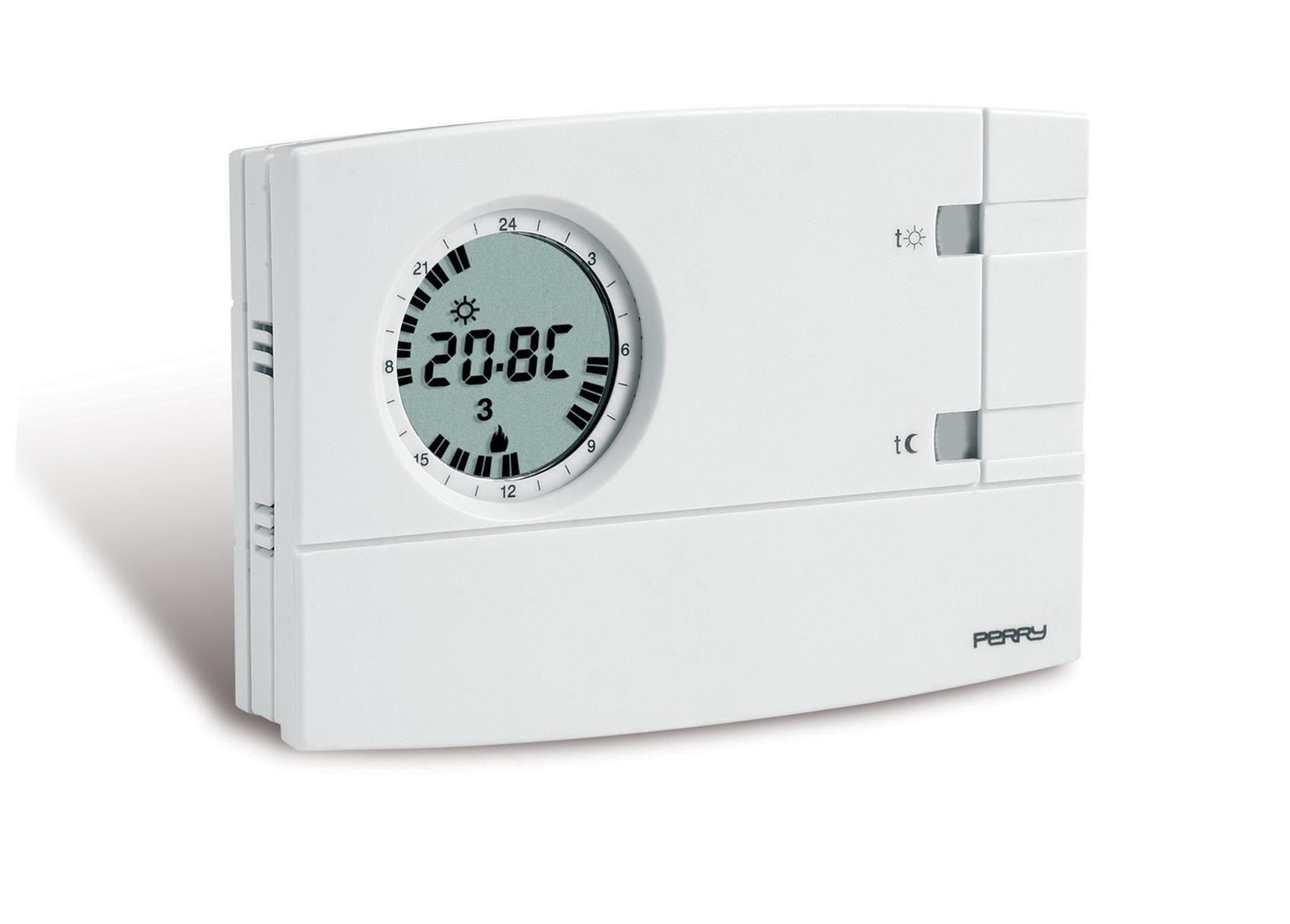 Termostato perry easy manuale istruzioni for Istruzioni termostato bticino
